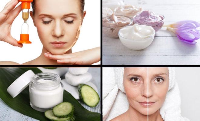 Lo que debe contener tu crema antirrugas para que sea efectiva