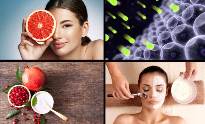 Los antioxidantes te ayudarán a tener una piel más bonita