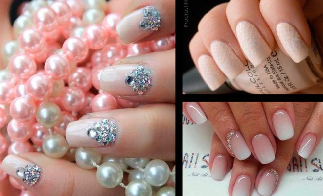 Los mejores diseños de uñas para novias