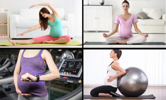 ¿Deberías hacer ejercicio durante tu embarazo?