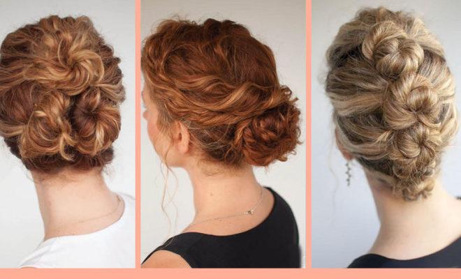¿Qué peinados son ideales para el cabello rizado?