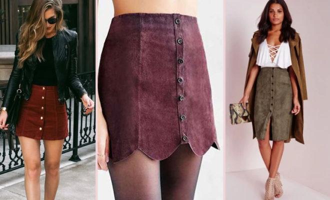 ¡Gánale a la moda! Compra esta falda antes de que todos la tengan