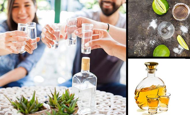 ¡Alegra tu vida con las mejores recetas de tequila!