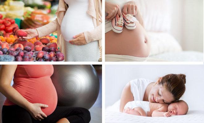 Alimentos para asegurarte que tu bebé está bien… aunque no lo puedas ver.