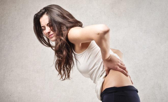 ¿Espalda torcida? Arréglala con estos 10 ejercicios.
