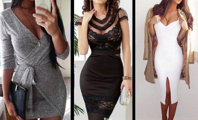 Los mejores vestidos para lucir tus curvas.