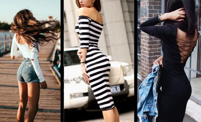 ¡Trucos de moda que te harán lucir un trasero mucho más grande!
