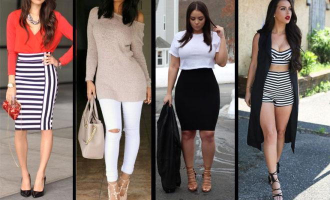 Tips de estilo para mujeres caderonas.
