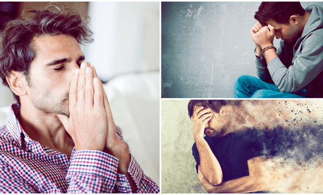 15 hombres revelan lo que les parece más difícil de ser hombre