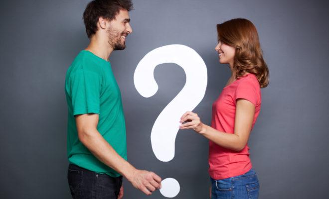Preguntas que debes hacerte antes de formalizar una relación