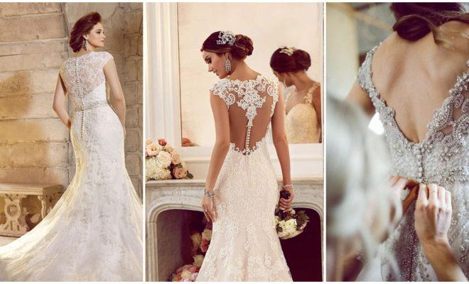 Dime qué vestido de novia de gusta y te diré qué estilo eres