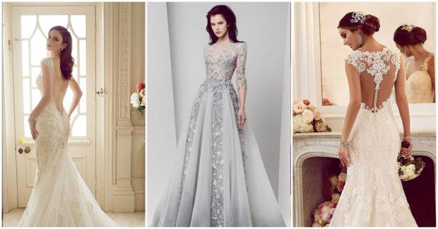 vestido de novia dramatica
