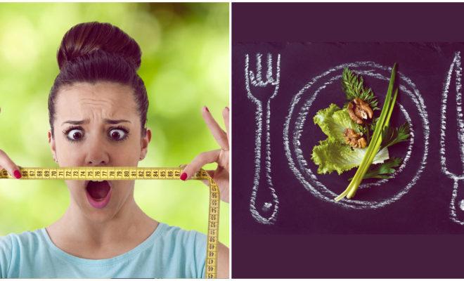 Los métodos para perder peso más extraños que pueden dañar tu salud