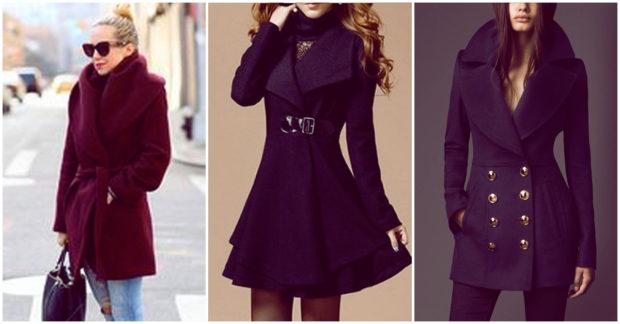 abrigo elegante