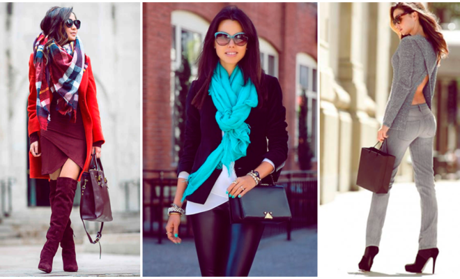 Las 7 prendas que necesitas sacar para recibir al otoño