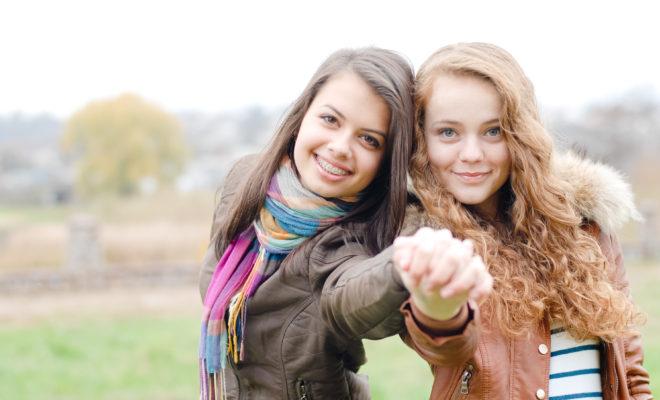 10 promesas que le hago a mi mejor amiga