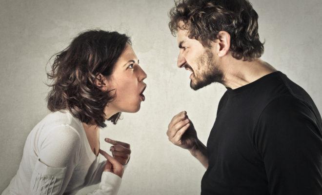 Qué cosas no debes decir durante una pelea de pareja