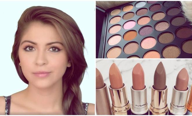 Makeup paso a paso: un look muy natural