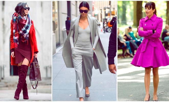 ¡Refleja tu personalidad este invierno en los colores de tu abrigo!