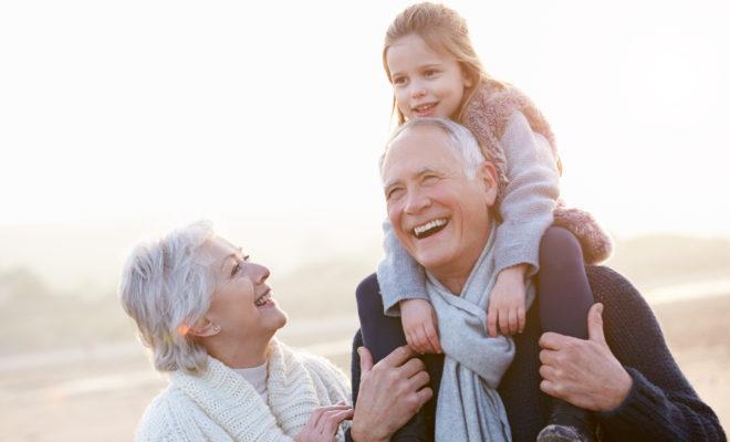 La importancia de los abuelos en la vida de tus hijos
