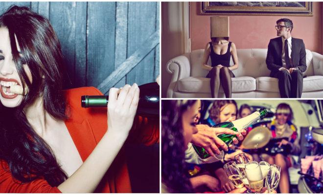 7 cosas a evitar en la fiesta si quieres mantenerte bella