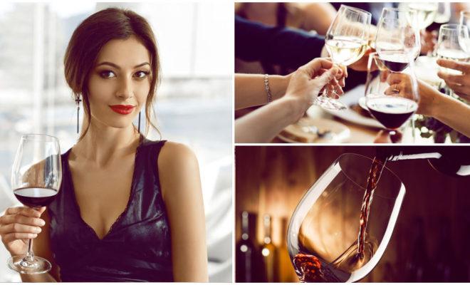 Los beneficios del vino te mantendrán guapísima