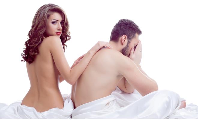 ¿Qué hacer cuando tu pareja no tiene ganas?