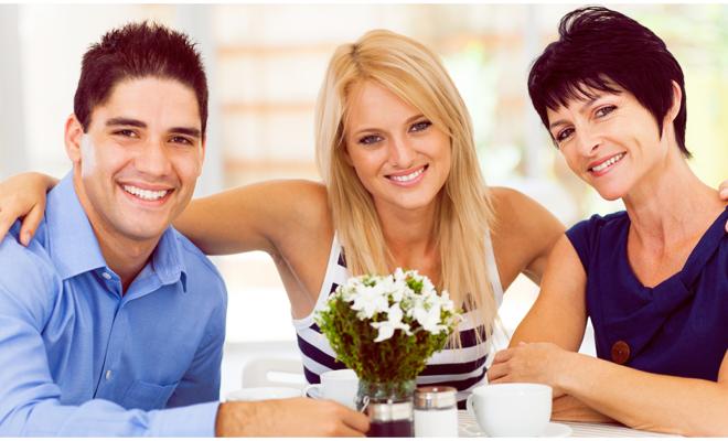 3 formas de ganarte a tu suegra y 3 razones por las que deberías hacerlo