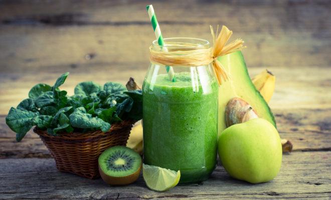 9 alimentos verdes para bajar de peso