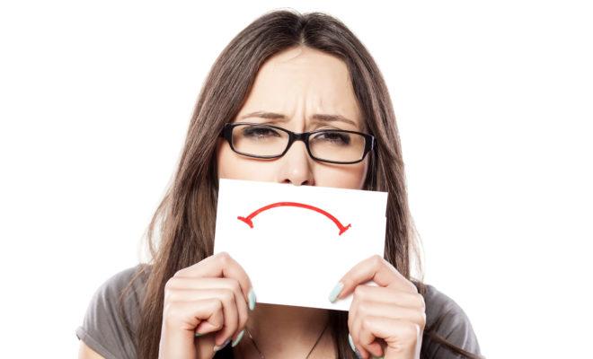 El síndrome que no te deja sonreír