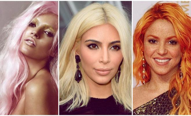 Colores que nunca deberías usar para teñirte el cabello