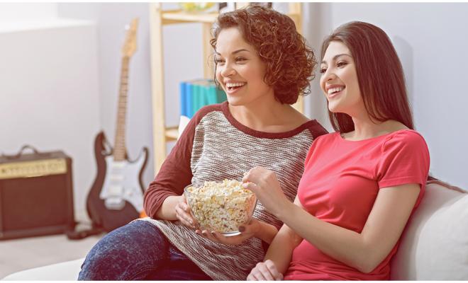 Las mejores películas para morir de risa con tu mejor amiga