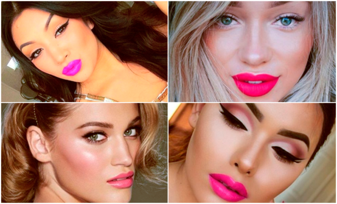 Los lipsticks rosas que más le quedan a tu tipo de piel