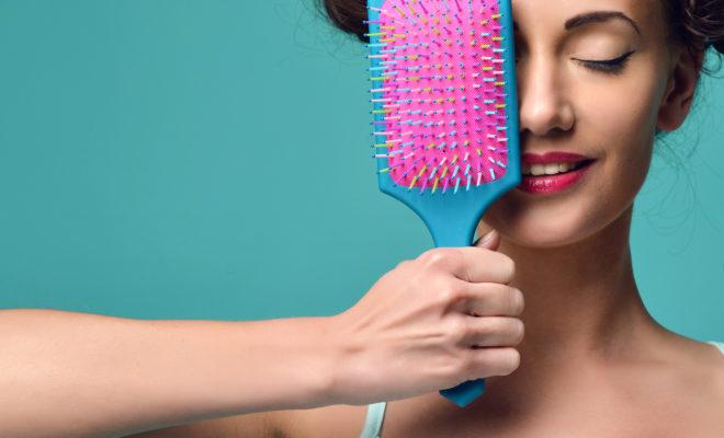 Un cepillo para tu tipo de cabello