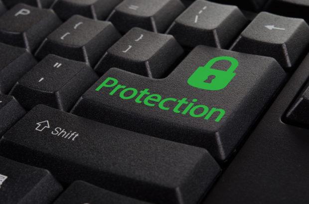 keyboard protection