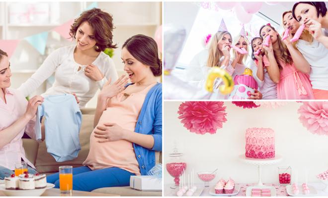 5 juegos de baby shower para no parar de reír