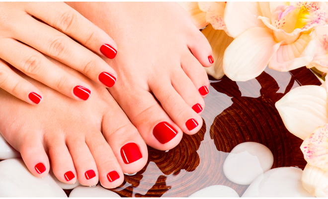 Pedicure casero, la mejor forma de cuidar tus pies