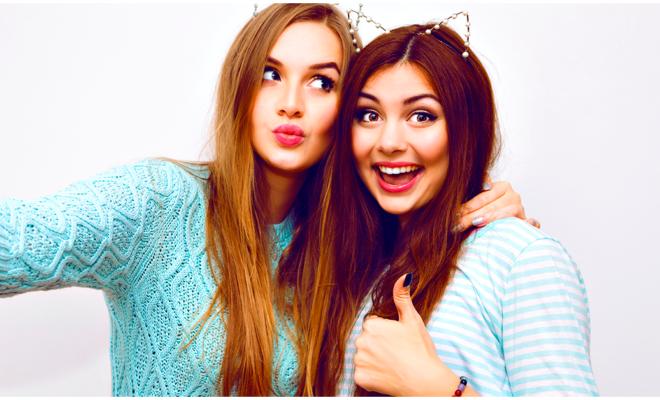 Cosas felices para hacer con tu mejor amiga