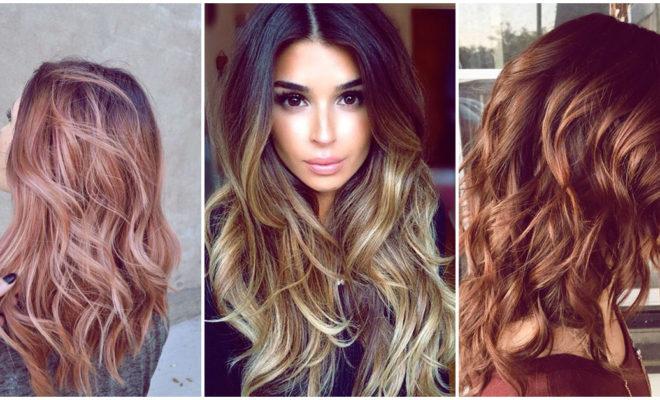 Los mejores colores para teñir tu cabello
