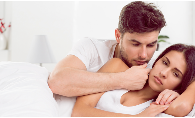 Si tu vida sexual no te logra satisfacer, ¡hay que cambiar ya!