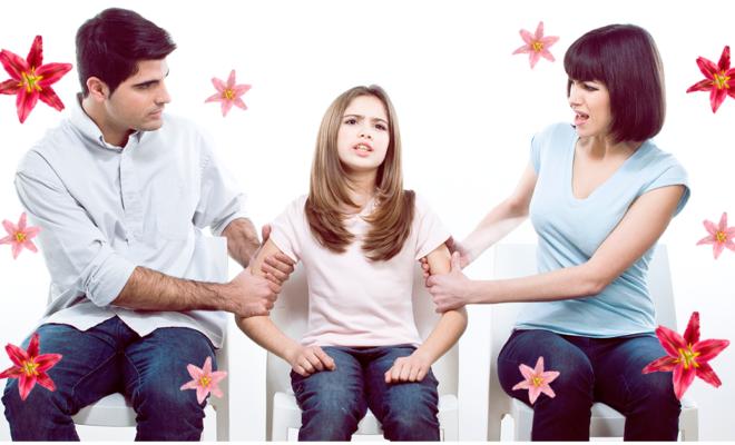 Lo que tus hijos necesitan de ti durante tu divorcio