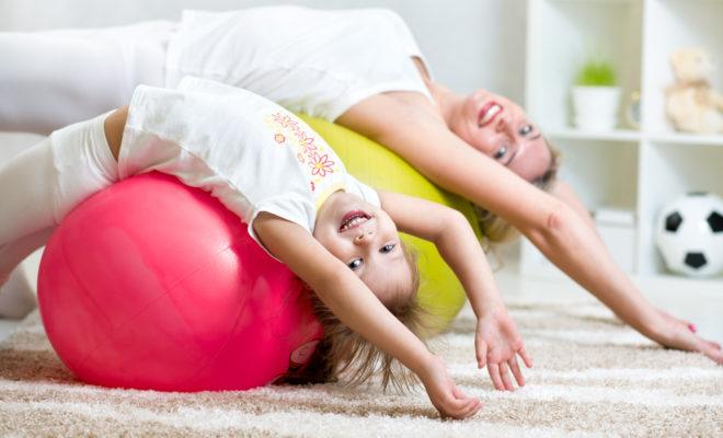 Consejos para hacer ejercicio con tus hijos