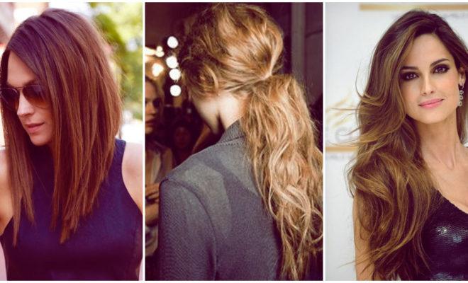 12 tendencias de cabello para que tengas el mejor estilo