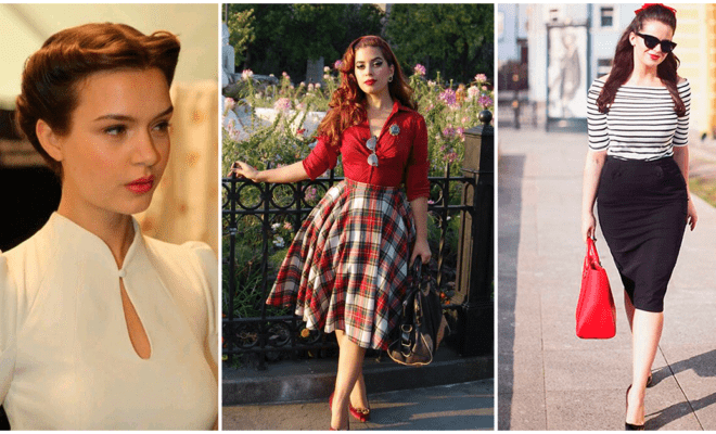 4 formas de incorporar el estilo vintage a tu guardarropa