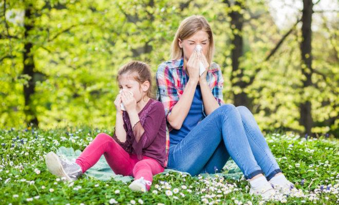 Factores que te pueden causar alergias