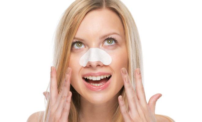 ¿Realmente funcionan las tiras de la nariz para remover espinillas?