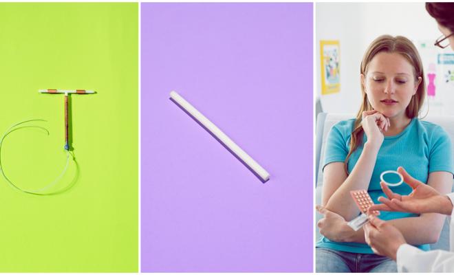 Los métodos anticonceptivos más nuevos