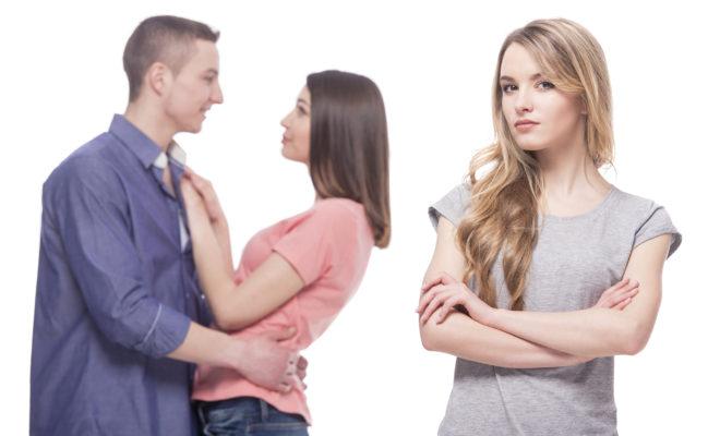 Cómo decirle que no al novio de tu amiga