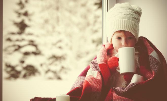 Los tés que NO deberías darle a tus hijos