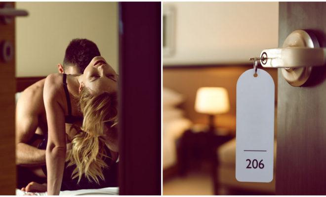 Los sí y no de ir a un hotel con tu novio